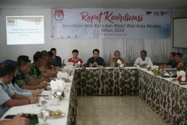 Pilkada Kota Medan Tahun 2020 Diharapkan Berlangsung Aman dan Lancar