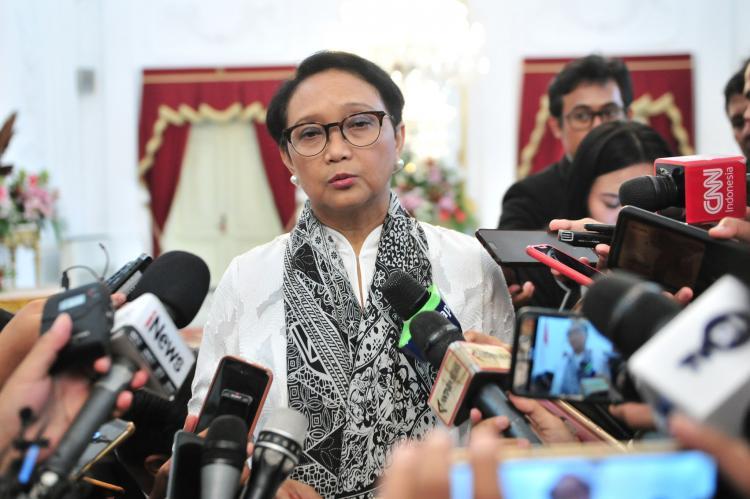Menlu: Semua Tamu Negara Berkomitmen Perkuat Kerja Sama Bilateral dengan Indonesia