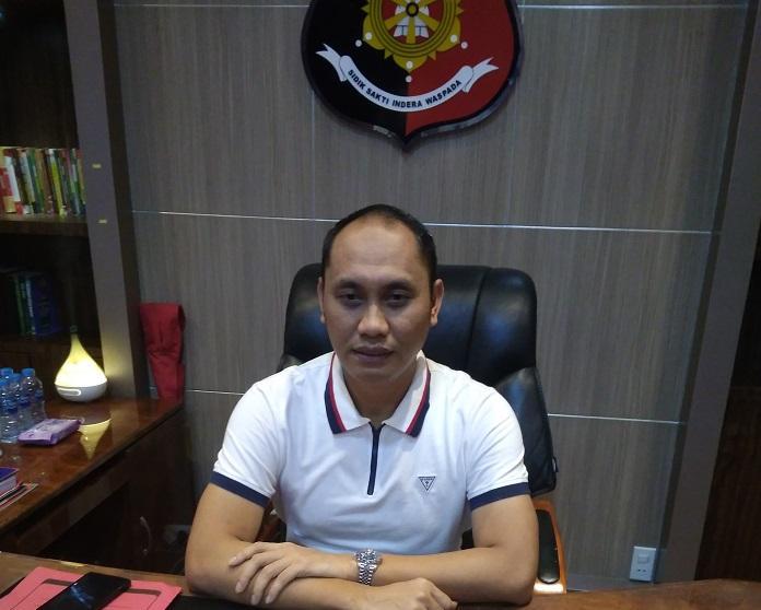 Sarjoni Pelaku Pencabulan Bacok Polisi Saat Hendak Ditangkap di Marindal