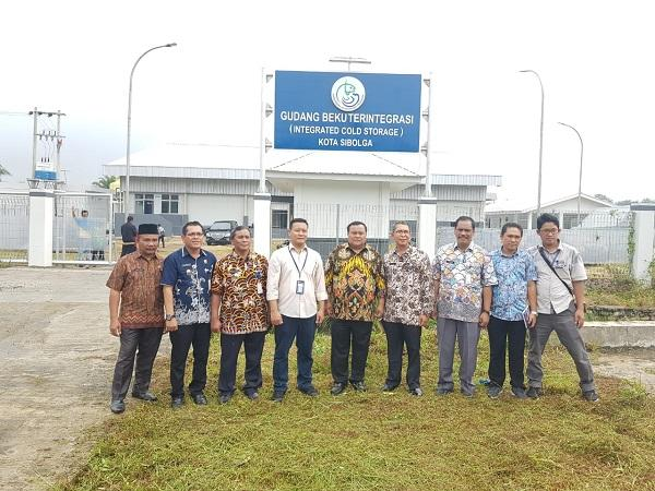 Jelang Beroperasi, Wali Kota dan KKP Tinjau ICS Kota Sibolga