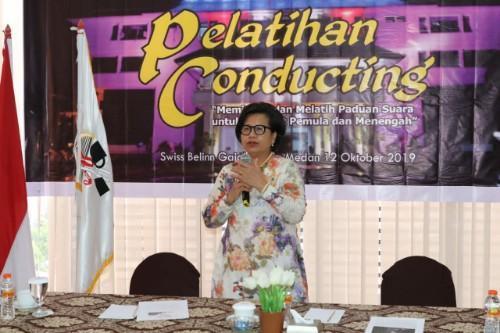 Walikota Medan Apresiasi digelarnya Pelatihan Konduktor yang digelar LPPD