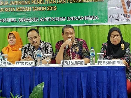 Partisipasi Anak Terhadap PAUD di Kota Medan Masih Rendah