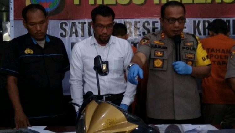 Sudah 6 Kali Dilaporkan, Polres Taput Berhasil Tangkap 3 Komplotan Pencuri