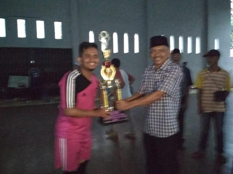 Tim Futsal SKI 1213 Juara DEMA FAH Cup III