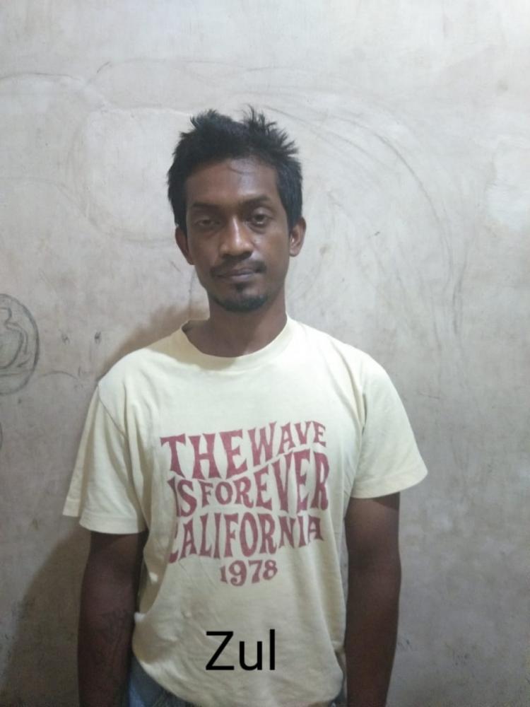 Polisi Sergap Pembobol Rumah Kontrakan di Sunggal