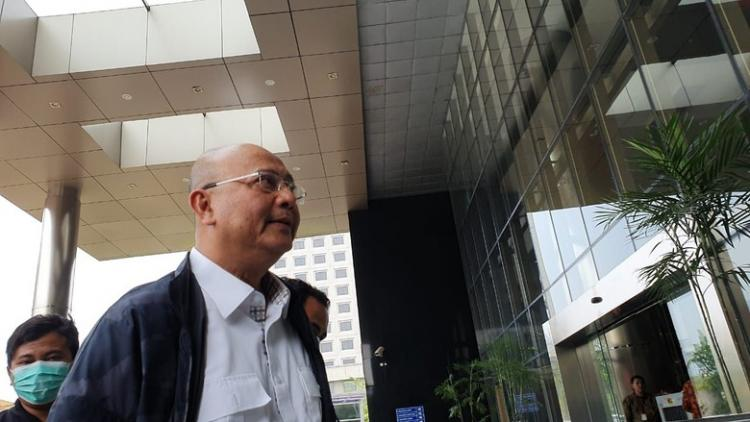 Terjaring OTT, Walikota Medan Dzulmi Eldin Sudah di Gedung KPK