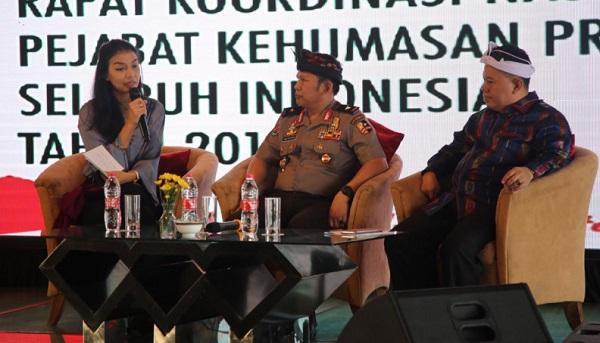 Brigjen Pol Budi Setiawan: Melawan Hoaks Butuh Kerjasama Seluruh Elemen Masyarakat