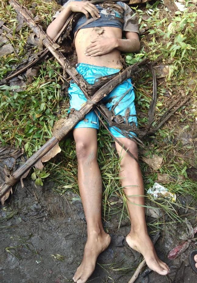 Gagal Merampok, Seorang Pemuda Sekarat Diamuk Massa di Jalan Petunia 7 Medan