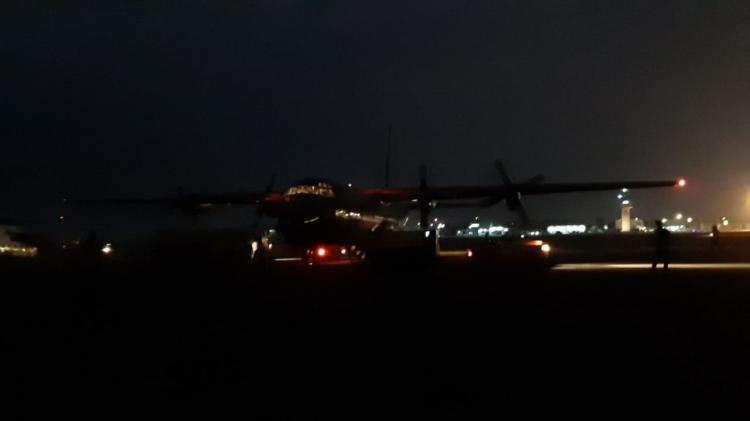 Tiga Pesawat TNI Berhasil Lakukan Modifikasi Cuaca di Sumatera dan Riau