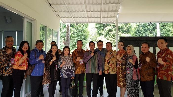 Alumni Pelatihan Pemantapan Nilai-Nilai Kebangsaaan Bacakan Komitmen Bersama