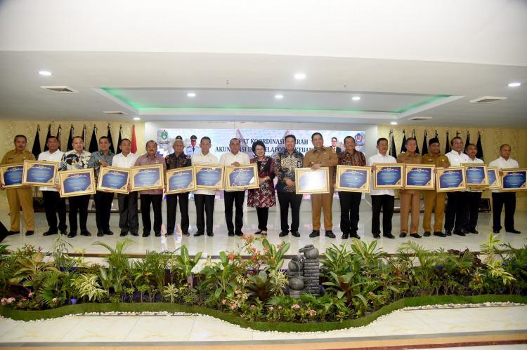 Berhasil Raih Opini WTP, 17 Pemda di Sumut Dapat Penghargaan dari Kementerian Keuangan
