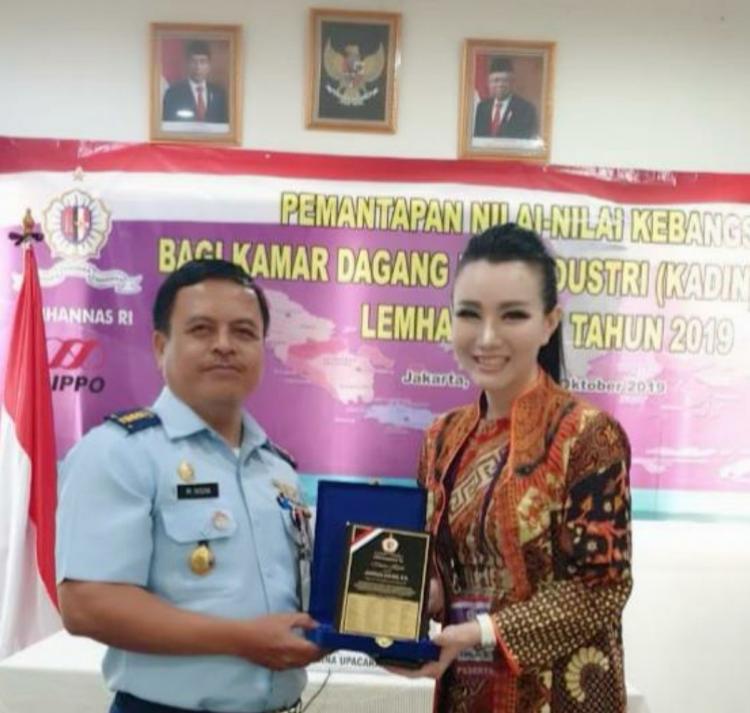 Amelia Salim Siap Implementasikan Nilai-Nilai Kebangsaan Demi Persatuan Indonesia