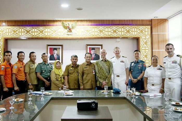 Latma Pacific Partnership 2020, Pemprov Sumut Harapkan Seluruh Kabupaten/Kota Terlibat