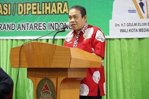 Seminar Hasil Akhir Penelitian Heritage di Medan Diseminarkan oleh Wali Kota Medan
