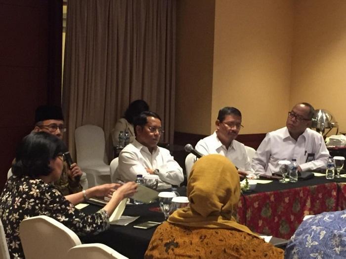 Dirjen Pendis Kemenag dan World Bank Sinergi Peningkatan Mutu Pendidikan Madrasah