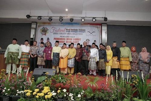 Wali Kota Medan Harapkan DMDI Sumut Kembangkan Budaya Melayu