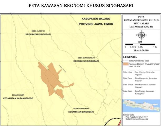 Pemerintah Bentuk KEK Pariwisata dan Pengembangan Teknologi di Malang