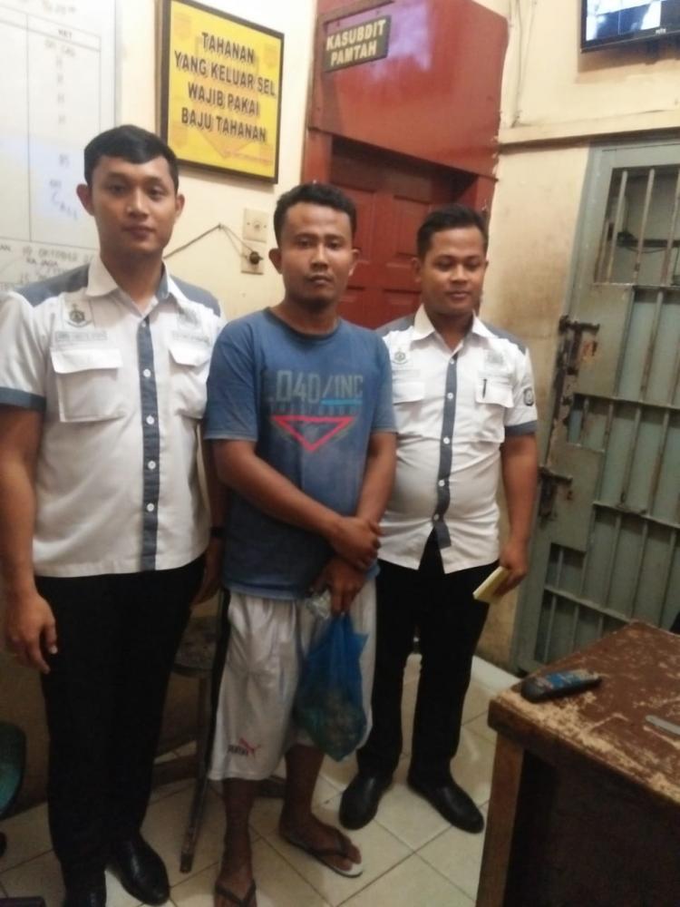 Diringkus, Tersangka Perampok Pengendara Mobil Terancam Hukuman Diatas Lima Tahun Penjara