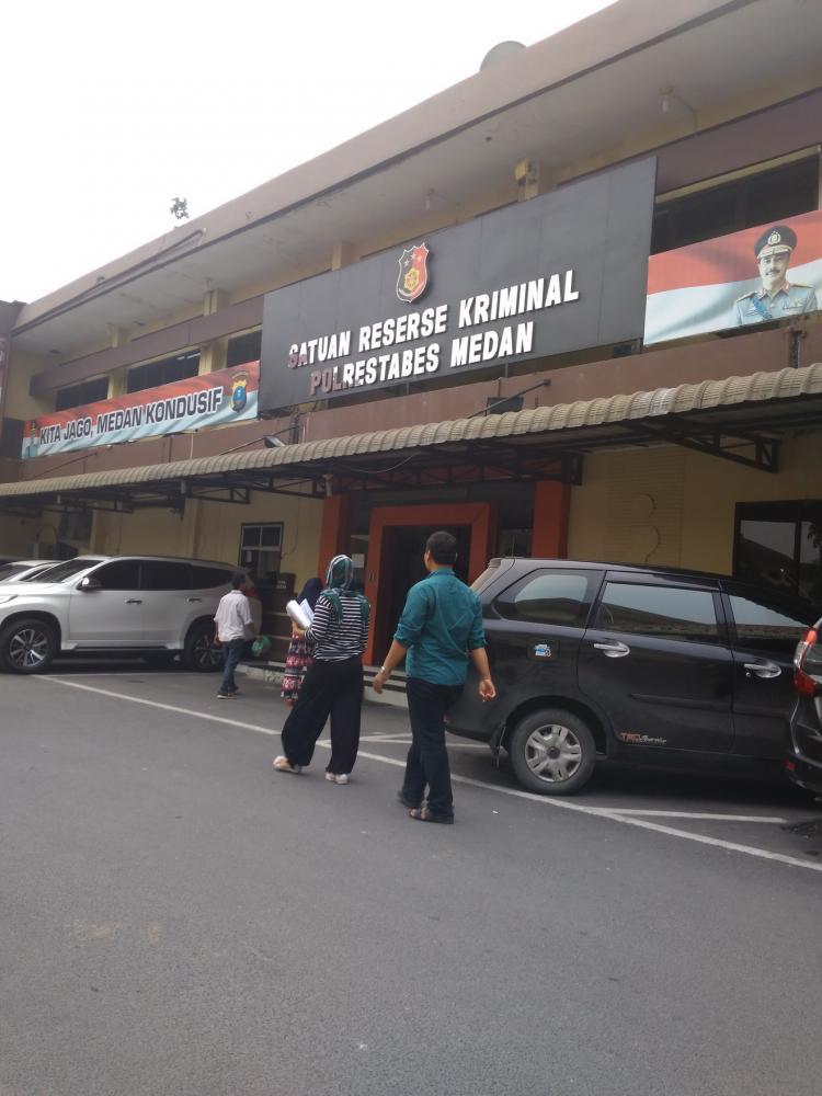 OTT KPK, 6 Orang Pejabat Pemko Medan Diperiksa di Polrestabes Medan, Walikota Diboyong ke Jakarta