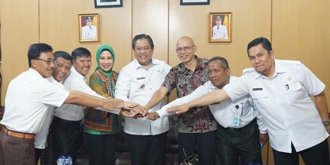 PLTMH Lau Gunung di Kabupaten Dairi Direncanakan Akan Beroperasi Pada Juni 2020