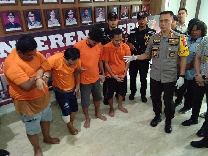 Polrestabes Medan Masih Buru Dua Pelaku Komplotan Pencurian Uang Rp 1,6 Miliar Pemprovsu
