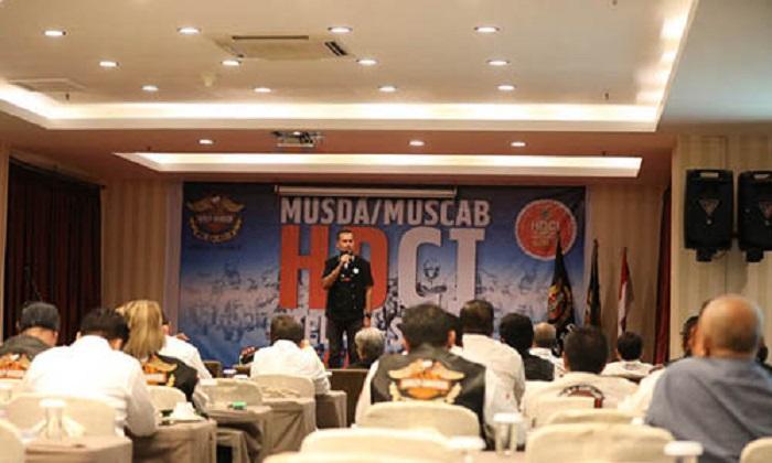 Musda HDCI Sumut dan Muscab HDCI Medan, Wagusbu Ingatkan Klub Harus Terus Bermanfaat di Masyarakat
