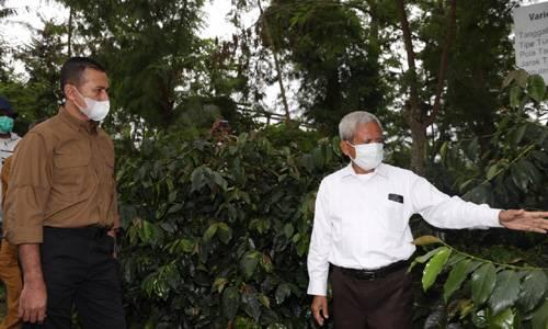 Wakil Gubernur Sumut Kunjungi FSC Indonesia Starbucks Berastagi, Apresiasi Perusahaan yang Peduli dan Sejahterakan Masyarakat