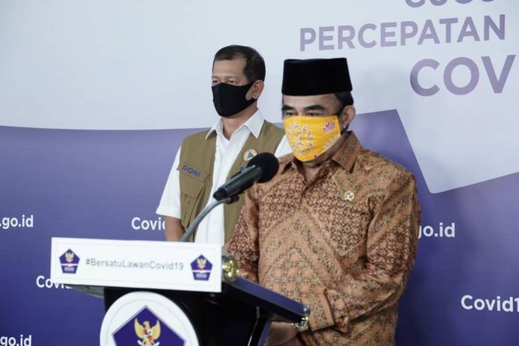 Menteri Agama Malaysia Positif Covid-19, Menag RI Fachrul Razi Doakan Lekas Sembuh