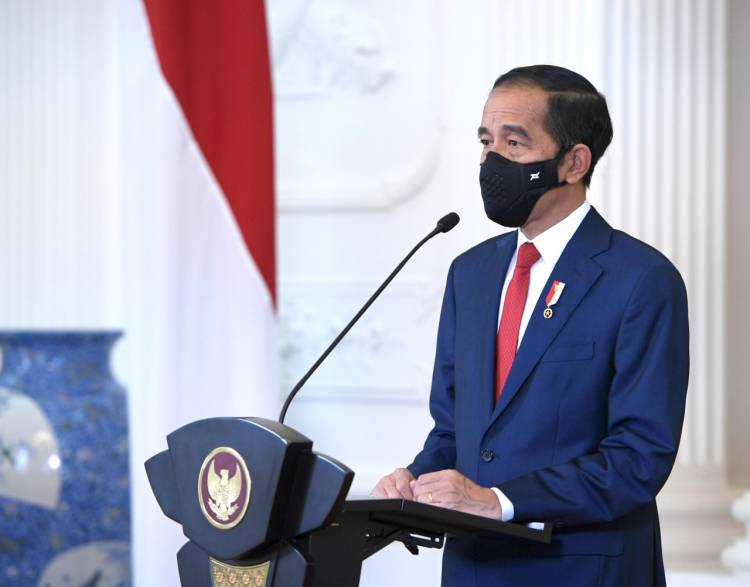 Presiden: Pemerintah Indonesia Berupaya Keras Sediakan Rumah Layak Huni bagi Warga