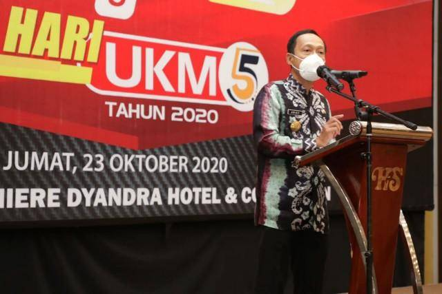 Pjs Wali Kota Medan Harapkan Koperasi dan UKM Manfaatkan Peluang Usaha Ekonomi Digital