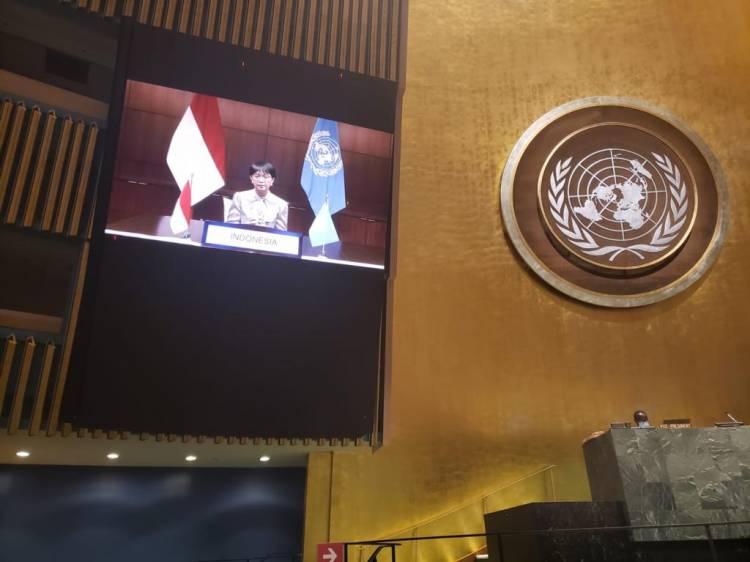 Menteri Luar Negeri: Penghapusan Senjata Nuklir Elemen Penting Perdamaian Internasional