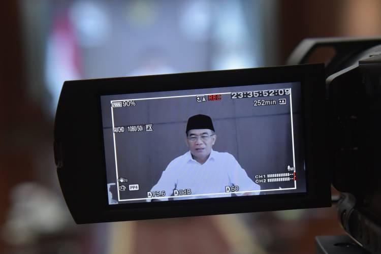 Menko PMK: Presiden Minta Agar Penyelenggaraan GPDRR Dipersiapkan dengan Baik