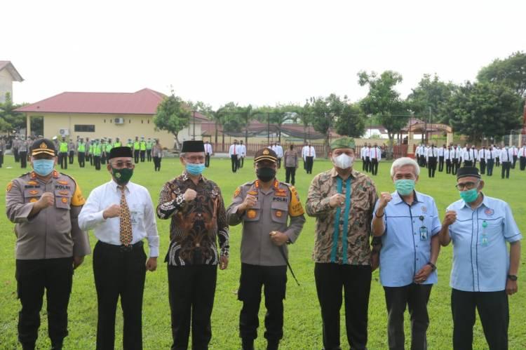 Polresta Deli Serdang Gandeng Empat Universitas untuk Kuliah Personilnya