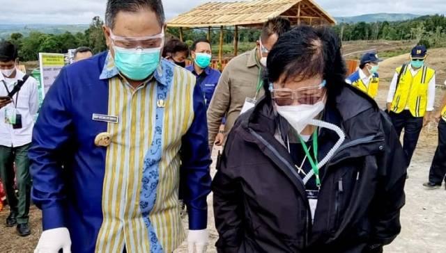 Kabupaten Dairi Bertekad Kembangkan Lumbung Pangan Food Estate Nasional