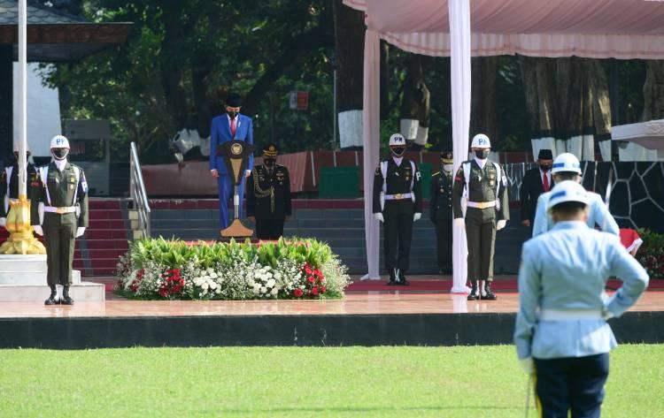 Upacara Hari Kesaktian Pancasial, Kolonel Kal Eri Ahmad Harahap Jadi Komandan Upacara yang Dipimpin Presiden Jokowi