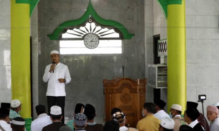Wakil Gubernur Sumut Harapkan Ekonomi Masyarakat Bangkit dari Masjid