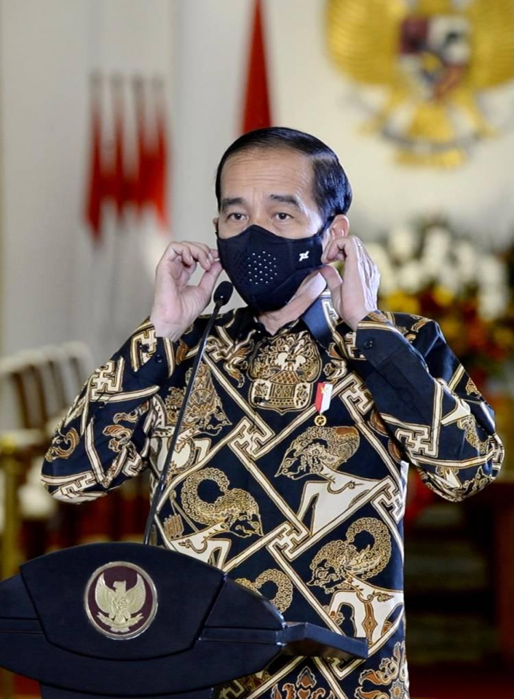 Presiden Yakini Ekonomi Indonesia Akan Pulih