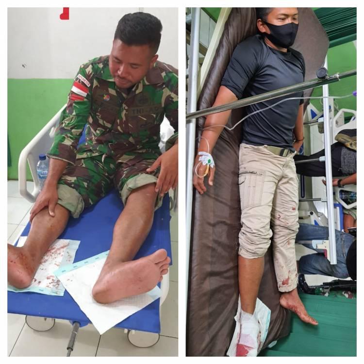 KKSB Tembaki Patroli TNI di Pegunungan Bintang Papua