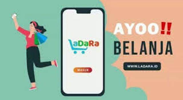 Ketua Umum Dharma Pertiwi Launching Aplikasi Ladara, Bantu UMKM Pasarkan Produk Usaha Melalui e-Commerce