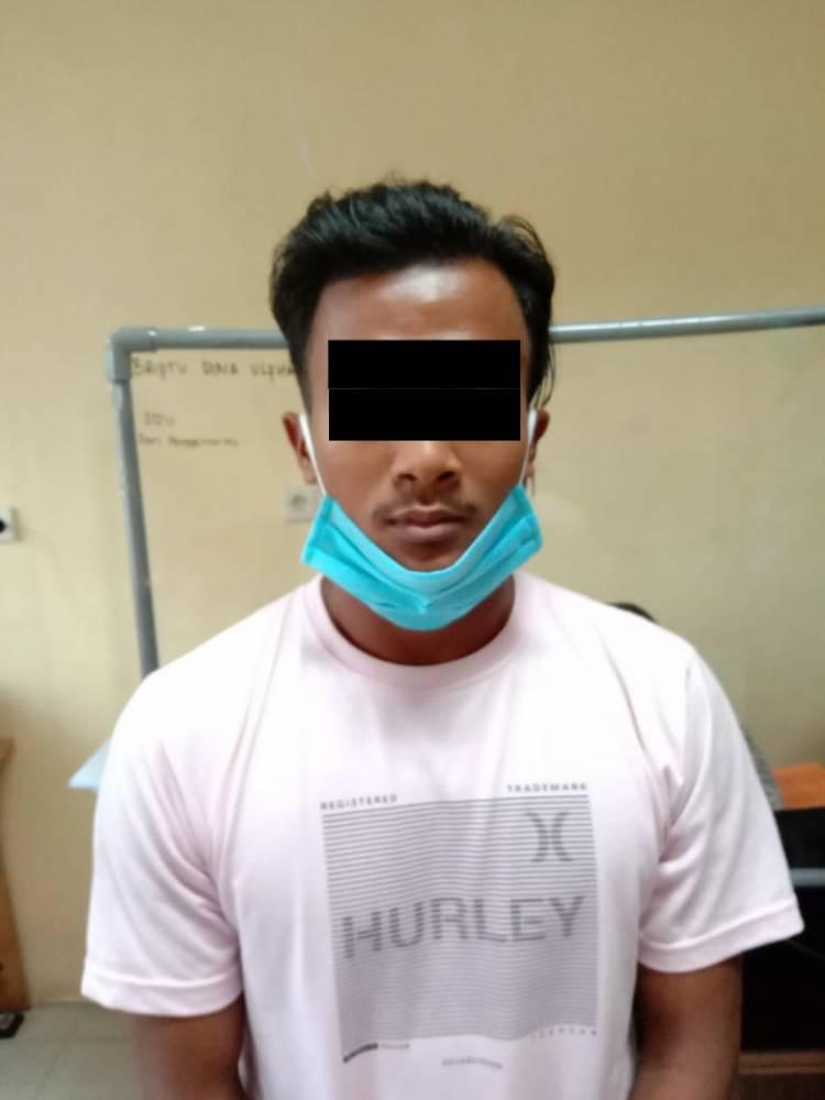 Cabuli ABG, Pemuda 22 Tahun Diamankan Satreskrim Polresta Deli Serdang