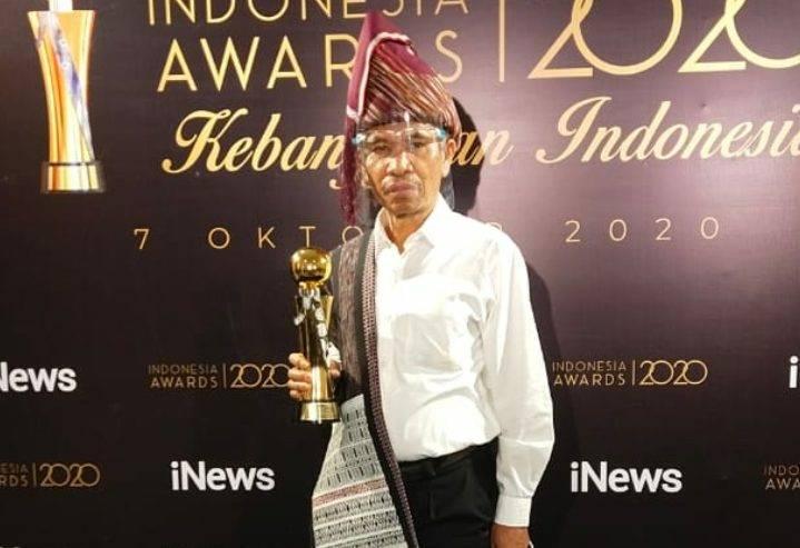 Kabupaten Samosir Raih Indonesia Awards 2020 Kategori Pembangunan Infrastruktur Pariwisata