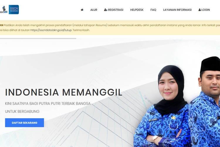 Seleksi CPNS Kemenag 2019 Hasilnya 5.178 Peserta Lulus, Masa Sanggah 1-3 November