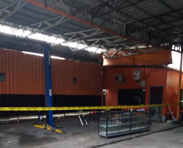 Personel Polrestabes Medan Ditembak Oknum Mantan Brimob di Jalan Gagak Hitam Medan