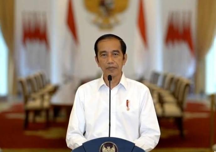 Presiden: UU Cipta Kerja Dapat Memperbaiki Taraf Hidup Pekerja