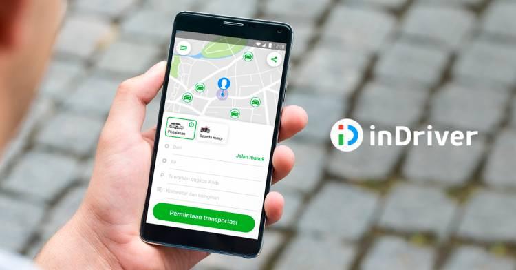 inDriver Mulai Menawarkan Layanan Ojek di Kota Medan