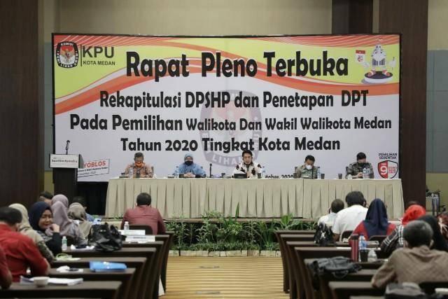 Pemko Medan Berharap Pemutakhiran Data Pemilih Dongkrak Partisipasi