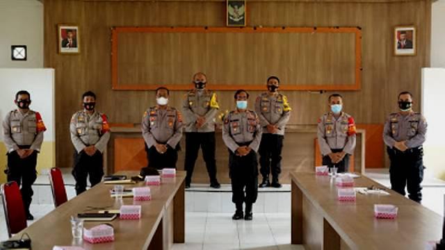 Pilkada 2020, Kapolres Simalungun Ingatkan Polisi Harus Bersikap Netral