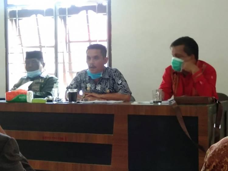 FKUB Samosir Gelar Raker, Kepala Kantor Kemenag Samosir Tekankan Pentingnya Kerukunan Umat Beragama