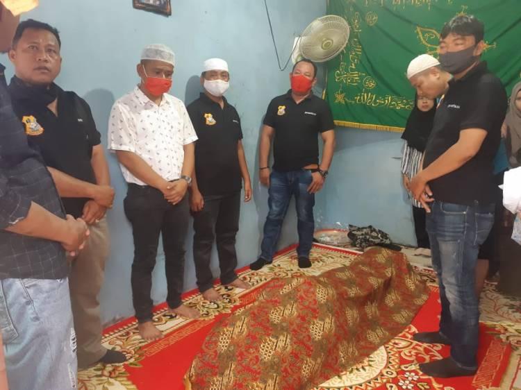 Ketua Pewarta Polrestabes Medan: Almarhum Orang Baik dan tidak Pernah Ngeluh Bekerja