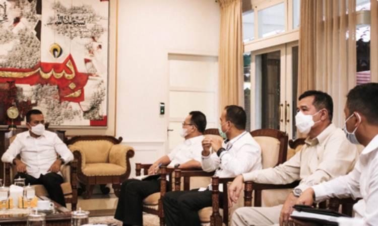 Komisi E DPRD Audiensi ke Pemprov Sumut, Tingkatkan Pelayanan untuk Warga Binaan di Panti Sosial